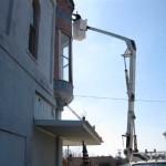 Tower repair…