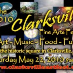 The 2010 Clarksville Fine Arts Festival