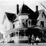 The Baker House circa 1909