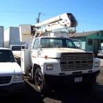 Bucket Truck (left-handed Fargle-snorker)
