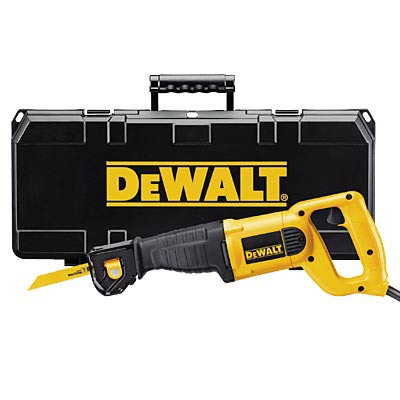 The Dewalt Sawzall