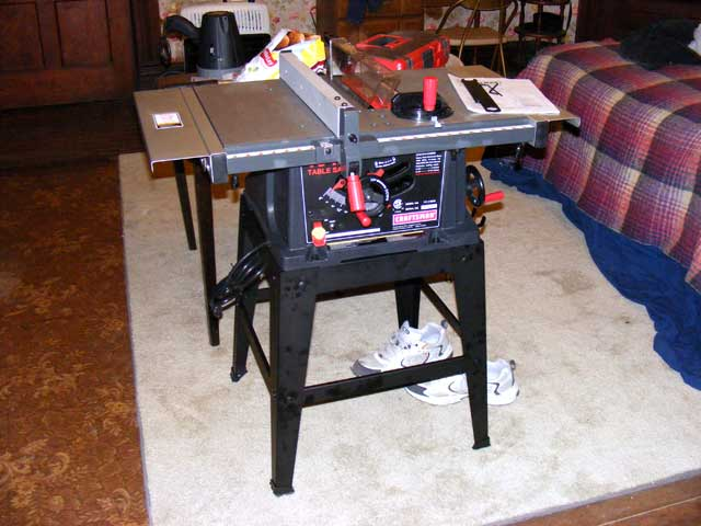 Craftsman tablesaw