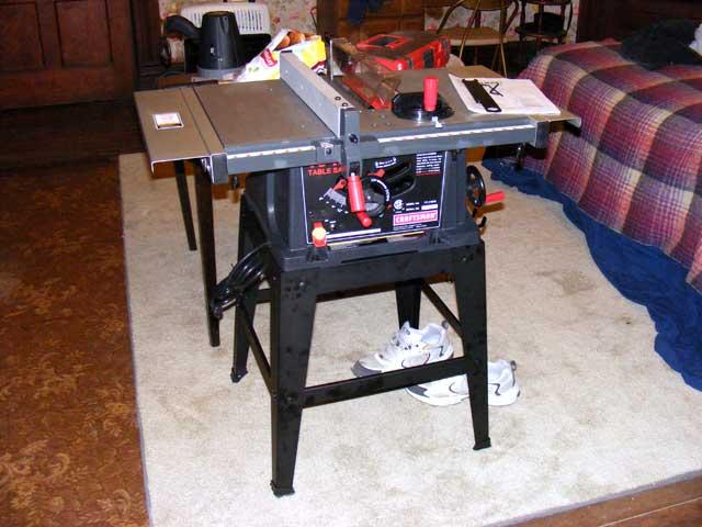 Craftsman tablesaw