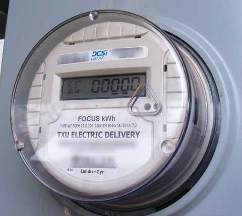 Brand new meter!