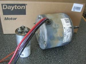 new ac motor