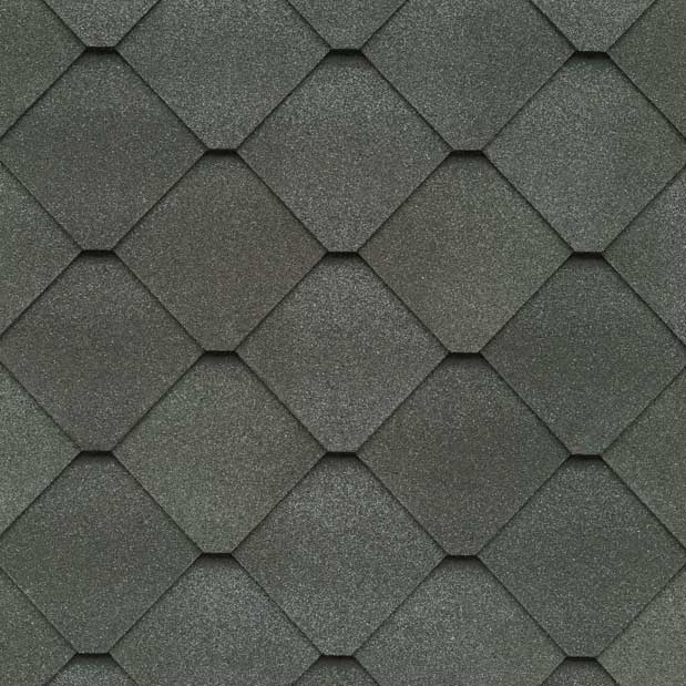 GAF Sienna Shingle (Harbor Mist color)