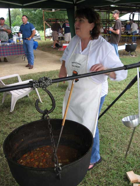 The 2009 stew cookoff
