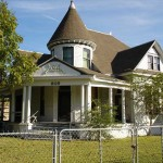 The Old Victorian circa 2008