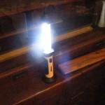 Cordless LED Worklight