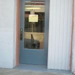 Door repair on the square…part the deuce.
