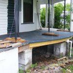 Porch flooring…